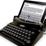 iPad schreibmaschine
