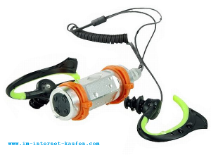 Wasserdichter MP3 Player