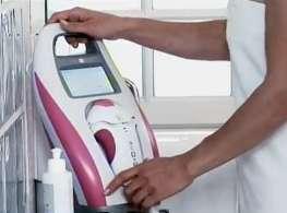 Laserbehandlung für Zuhause mit UnicUSA E-one